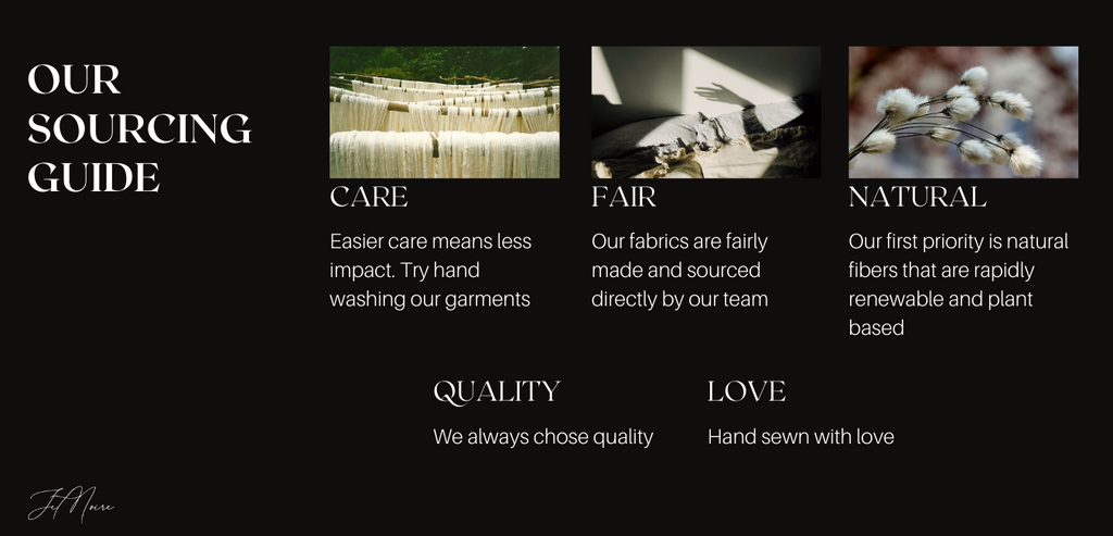 Sustainable Sourcing Guide for Fashion Fabrics