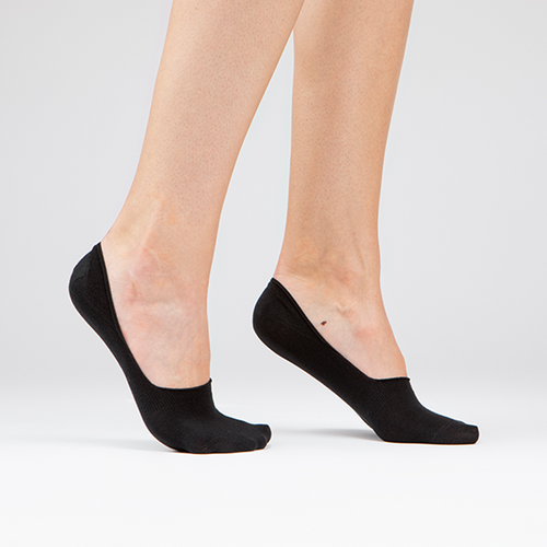 No Show Sock | Black