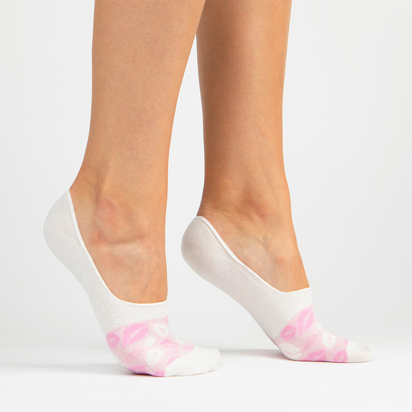 No Show Sock | white
