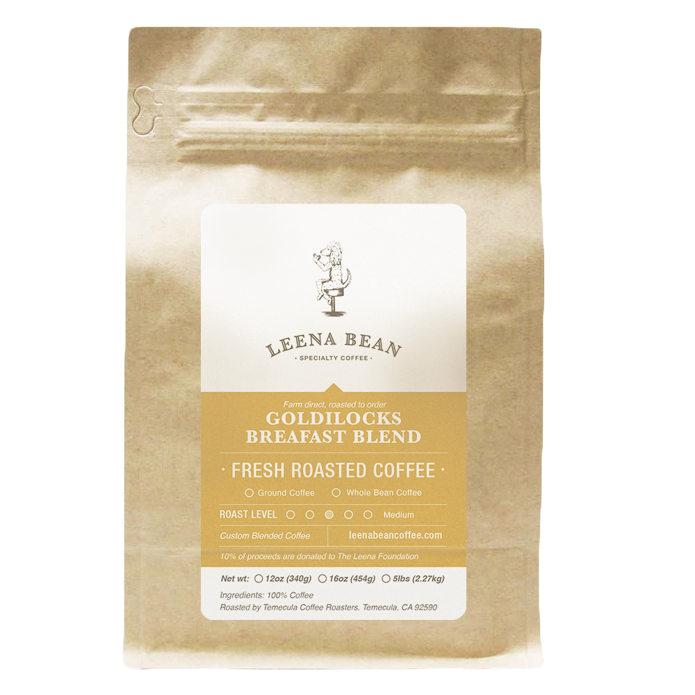 Goldilocks Breakfast Blend