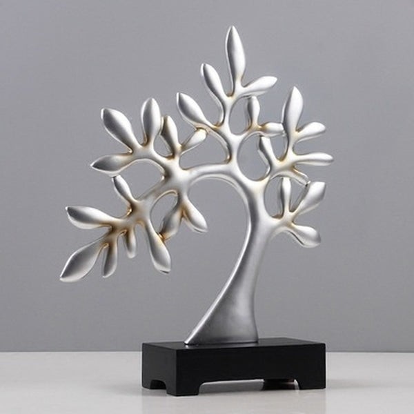 Money Tree Crafts Decorations Simple Modern Home Decoration Wedding Gifts Housewarming Gifts Resin Crafts WL5091129