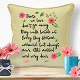 New Home Decorations Housewarming Gifts For Couples Poem Cushion #77