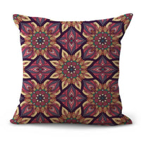 set of 12 bohemian mandala cushion covers home accents online