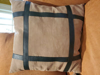 Two Complimenting Accent Pillows