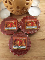 Yankee Candle Wax Tarts Set - Spiced Orange - Ideal Housewarming/Thank You Gift