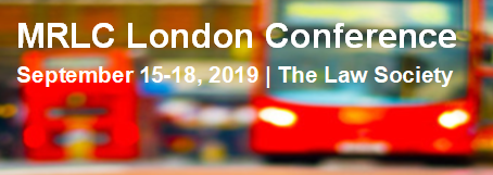 MLRC 2019 London Conference - UK Registration <br> 575 Pounds (your cc will be charged $750.00 U.S.)