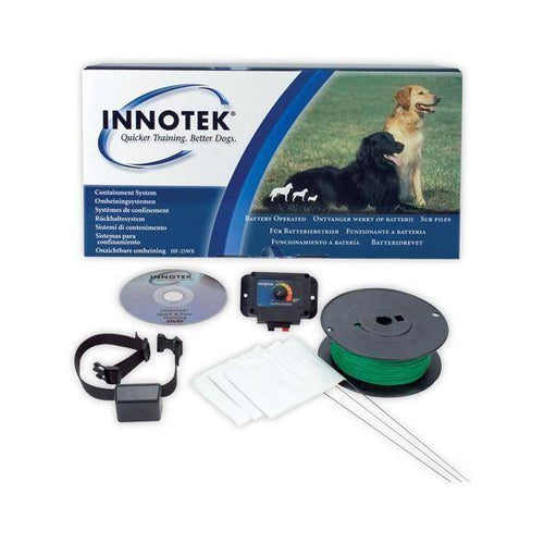 Innotek | Dog Wired Radio Fence - DogFence.ie