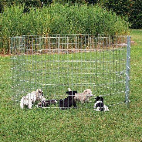 Trixie Deluxe Puppy | Enclosure dog run - DogFence.ie