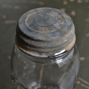 Kerr Self Sealing Mason Jar 32oz 1920年代