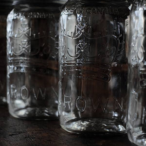 Crown Mason Jar 32oz 1951~1953年
