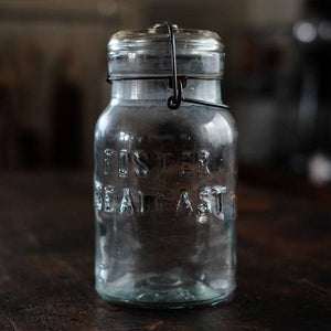 Foster Sealfast Mason Jar 32oz