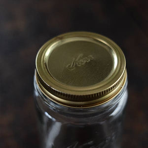 Kerr Self Sealing Mason Jar 16oz 1940~1950年代