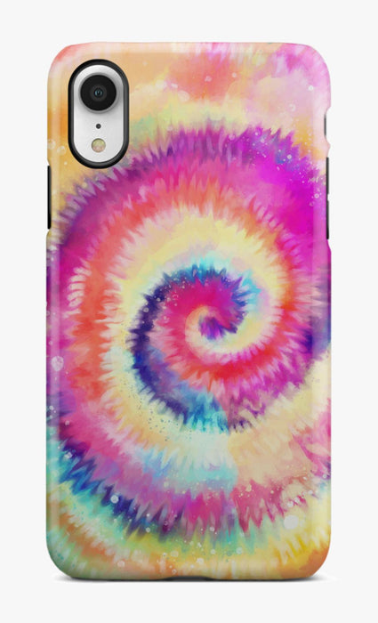 Colorful Tie Dye Phone Case