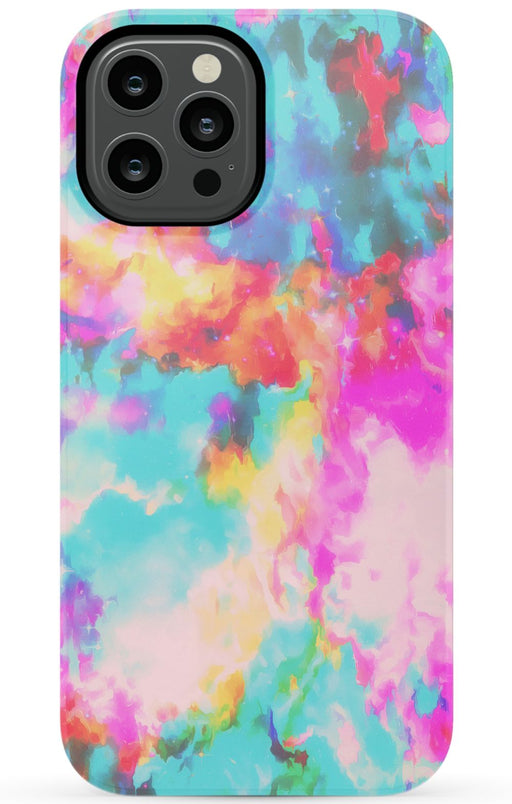 Colorful Marble Phone Case