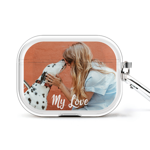 Custom Airpod Pro Case - Photo Case Full Print