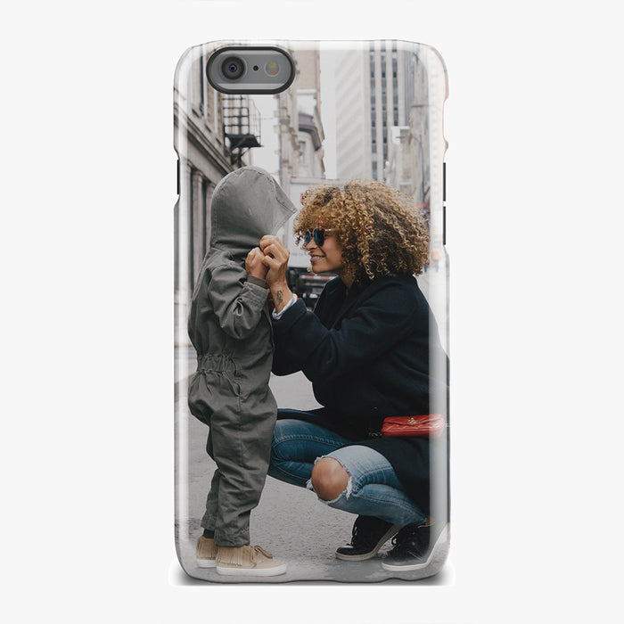 Custom iPhone 6 / 6S Extra Protective Bumper Case - Your Custom Design in Cart will be Shipped