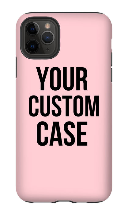 Custom iPhone 11 Pro Max Extra Protective Bumper Case - Your Custom Design in Cart will be Shipped