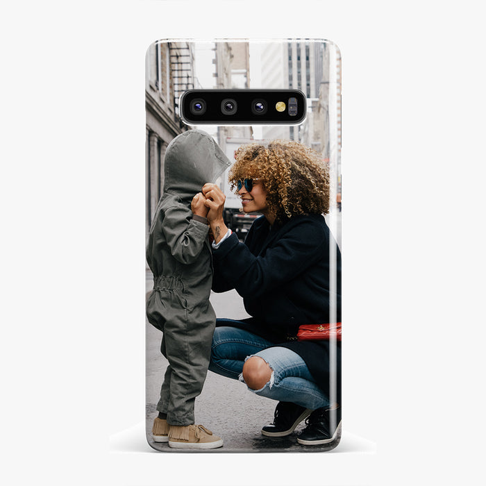 Custom Galaxy S10 Slim Case - Your Custom Design in Cart will be Shipped