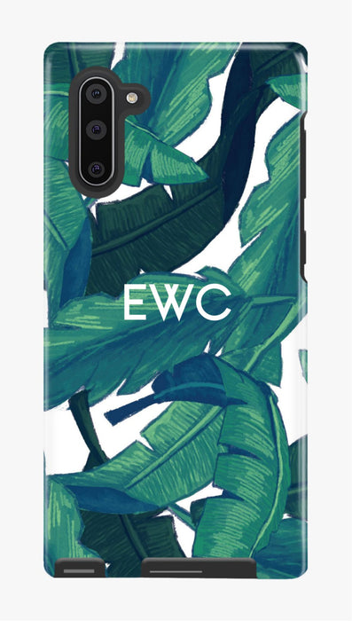 Banana Leaves Phone Case