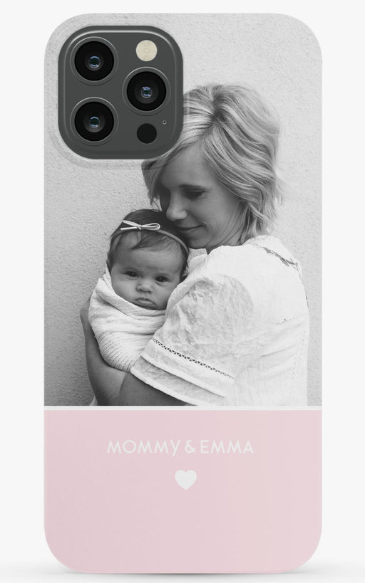 Mommy and Me Phone Case