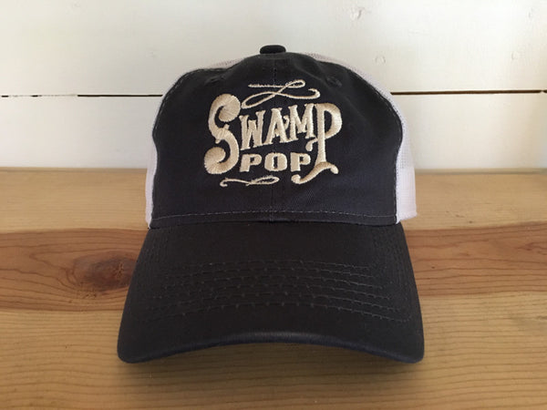 Swamp Pop Sodas Baseball Cap
