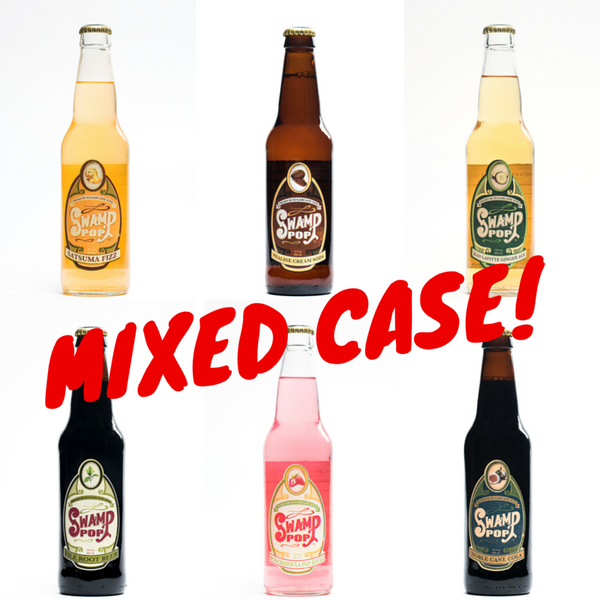 Mixed Case! (Assortment of our 6 flavors!)