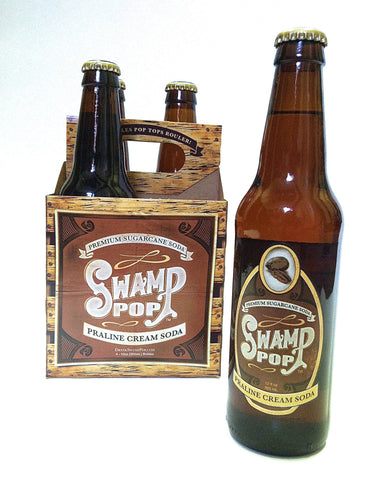4-Pack: Praline Cream Soda