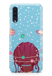 """Universe Girl"" Galaxy Printed Back Cover Case"