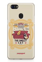"""Central Perk"" Oppo F7 Printed Back Cover Case"