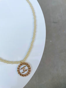 Chanel Frosted Necklace