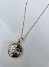 Load image into Gallery viewer, Chanel Mixed Metal Dainty Necklace