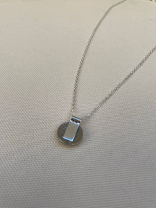 Christian Dior Mini Silver Necklace