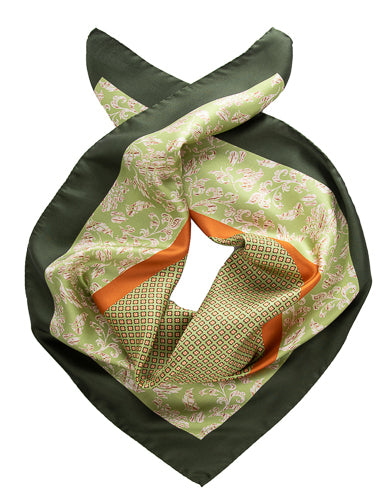 neckerchief made in italy