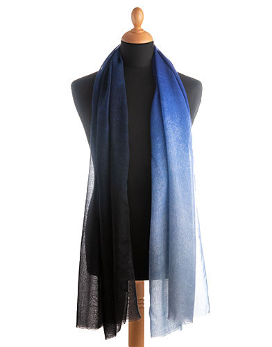 wool shawl made in italy