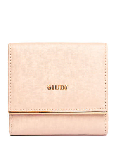 pink wallet with roses