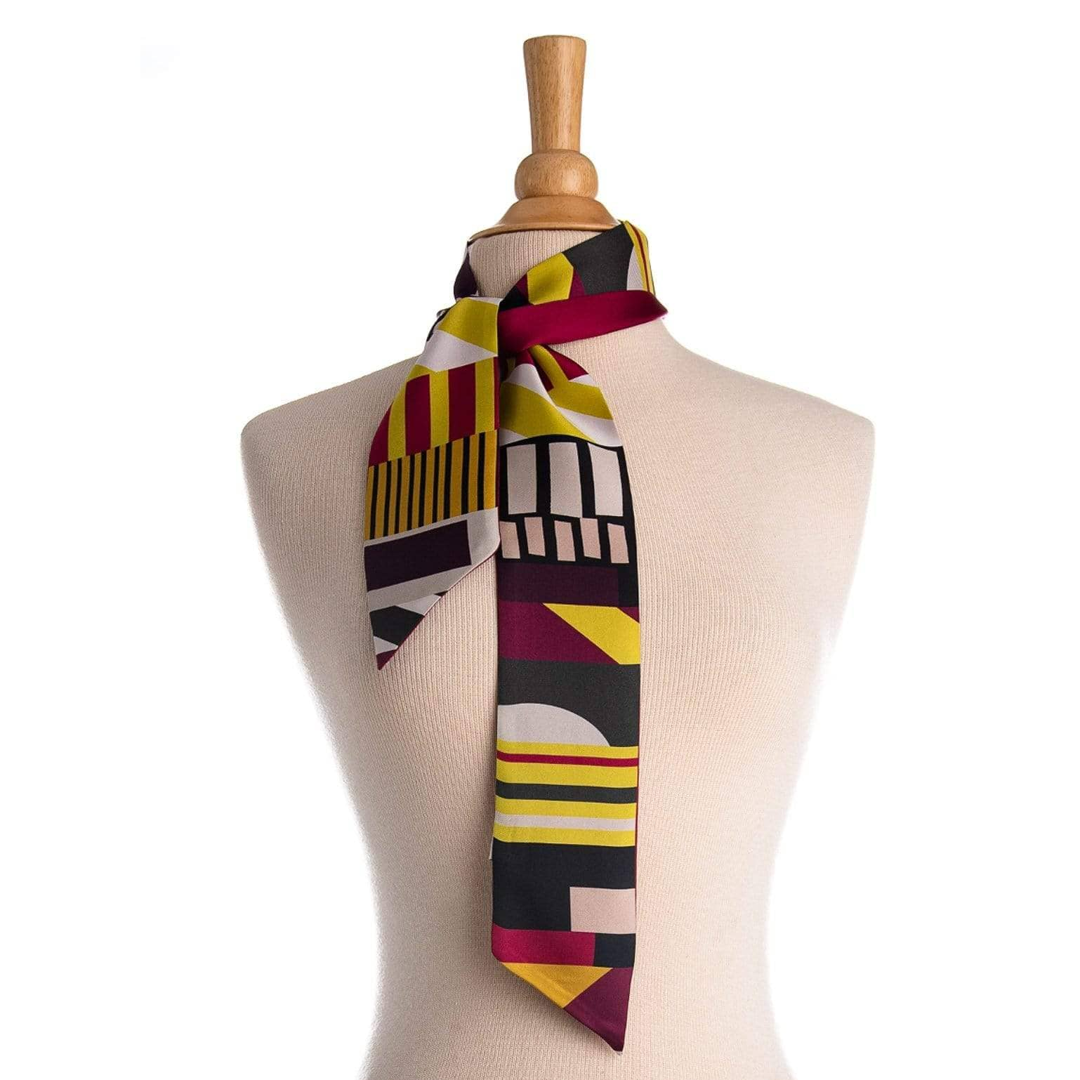 ribbon scarf