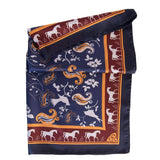 mens silk neckerchief