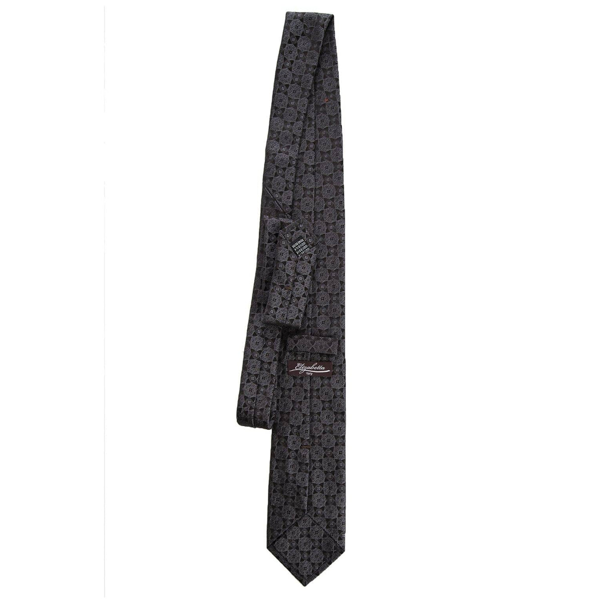 Tall Mens Italian silk necktie