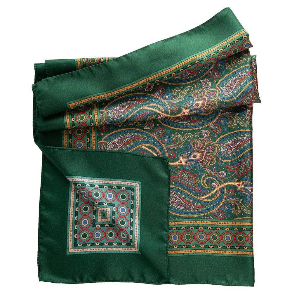 large silk bandana