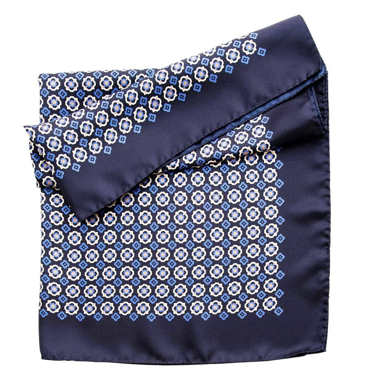 mens neckerchief made in Italy