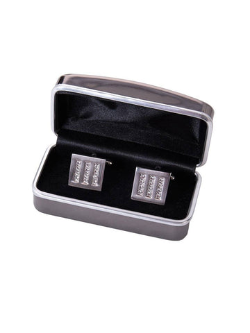 metal gift box for cufflinks