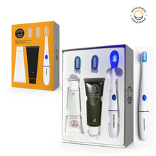 Load image into Gallery viewer, Couple Set (Whitening Set + LED Toothbrush)