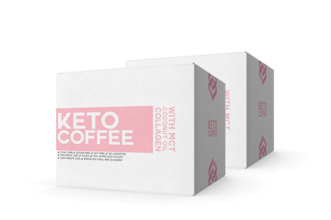KETO Collagen Coffee DUO