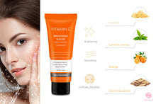 Load image into Gallery viewer, VITAMIN C DAILY FACIAL CLEANSER