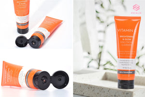 VITAMIN C DAILY FACIAL CLEANSER