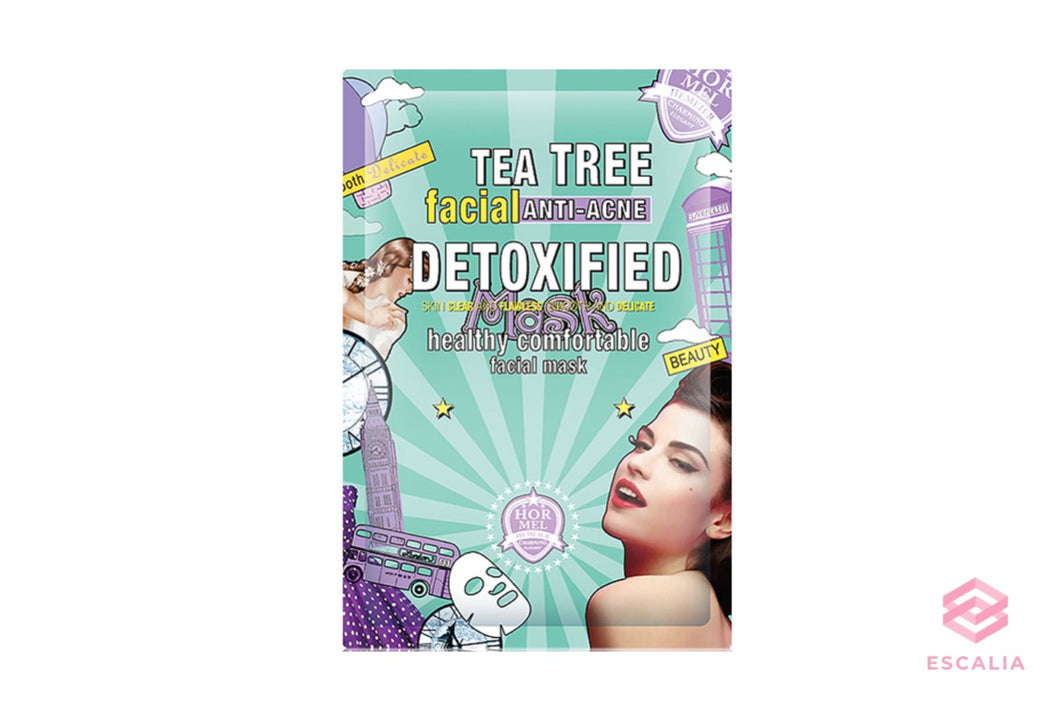 TEA TREE ANTI-ACNE DETOX MASK