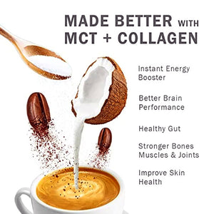 LIMITED! FREE KETO Collagen Coffee Sachet (Pay only shipping)