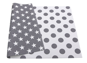 BABYCARE Playmat - Dots and Stars