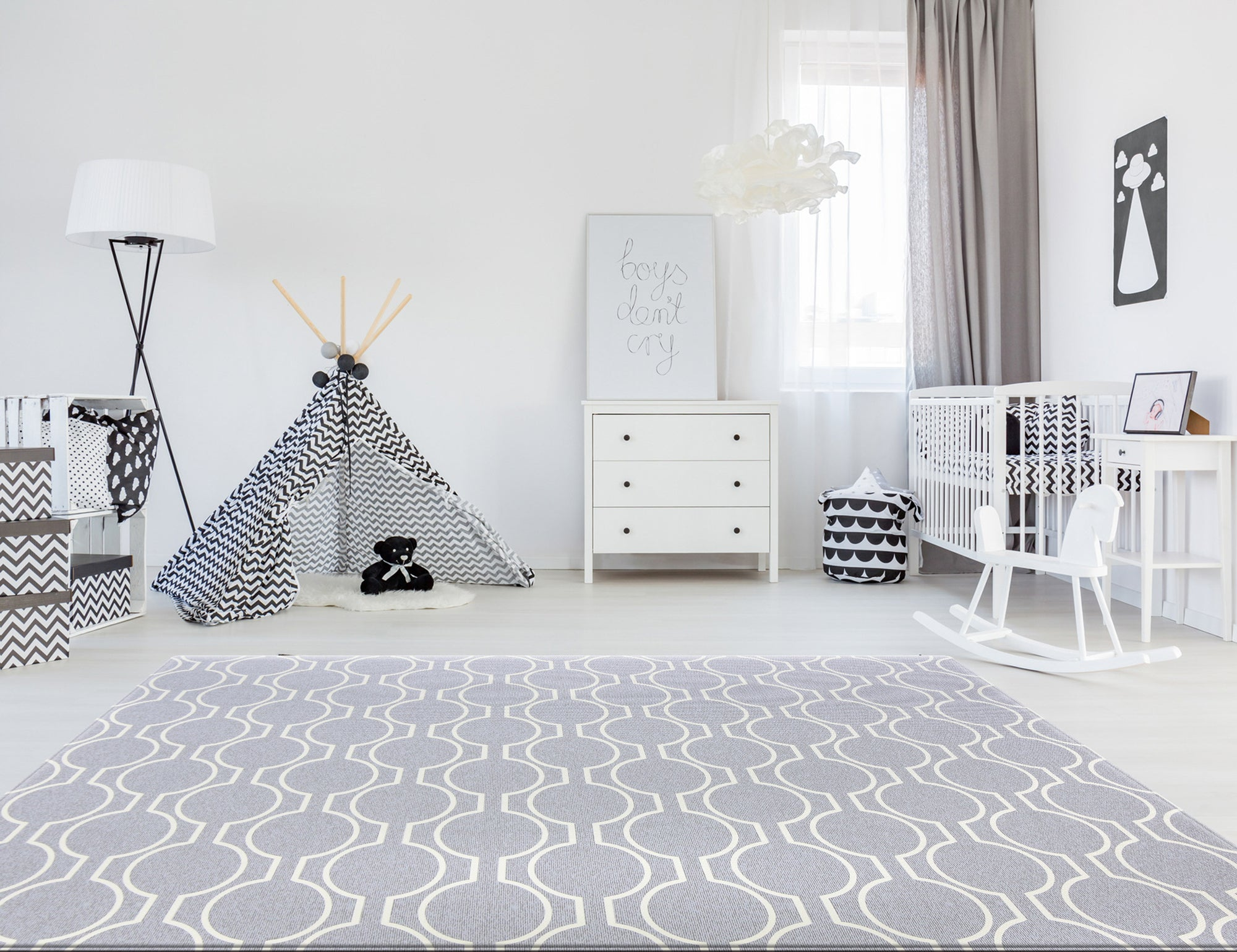 BABYCARE Playmat - Circle Raum