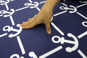 BABYCARE Playmat- Anchors